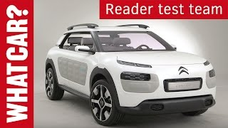What Car? readers preview the Citroën Cactus Concept