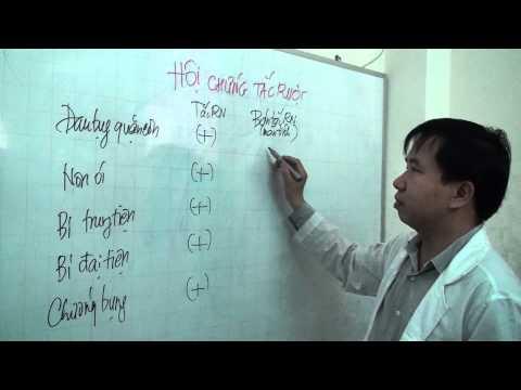 So sánh các thể lâm sàng tắc ruột