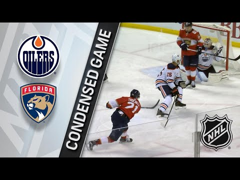 03/17/18 Condensed Game: Oilers @ Panthers