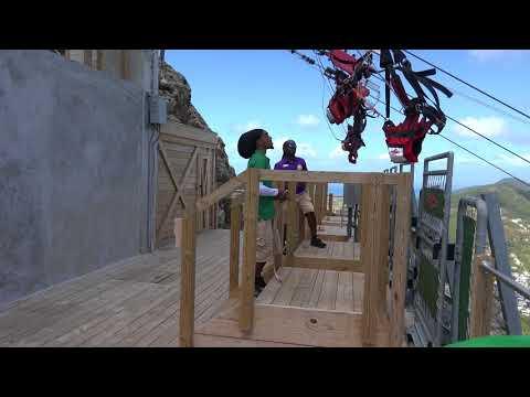 FLYING DUTCHMAN ST MAARTEN! Video'd in 4K