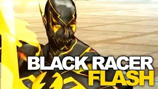 DC: UNCHAINED #10 - BLACK RACER FLASH Overview