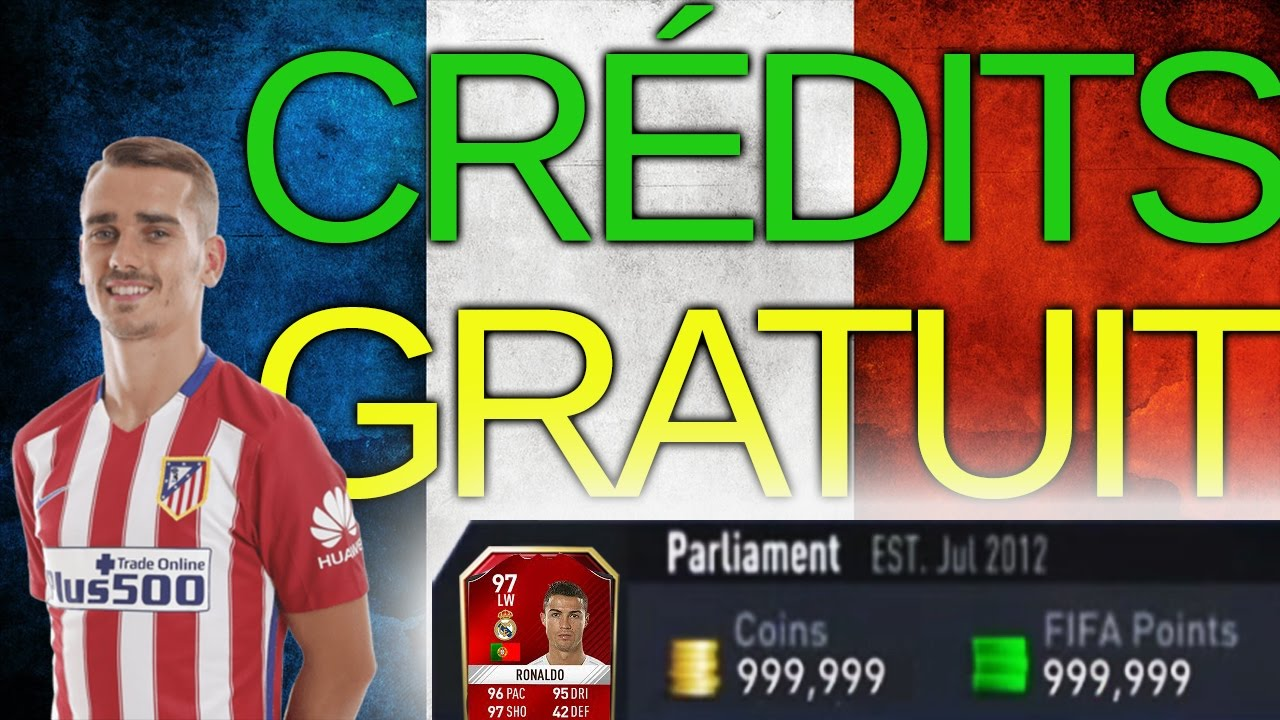 fifa 17 free coins and points