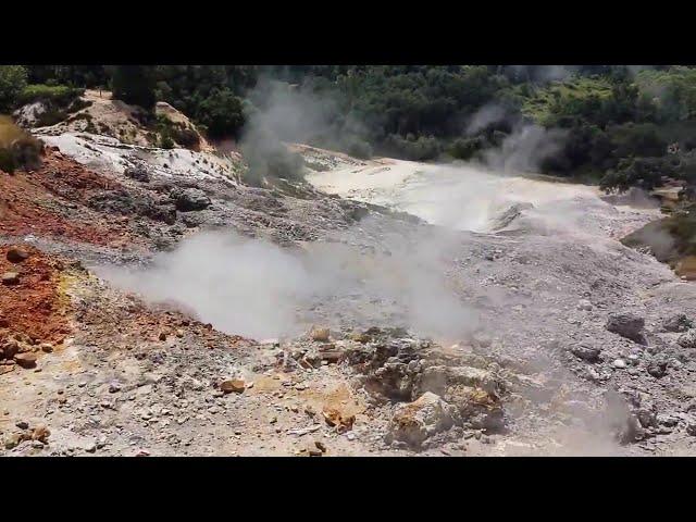 Il parco naturalistico delle Biancane - Monterotondo Marittimo (GR)