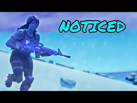 FORTNITE MONTAGE - Noticed (Lil Mosey) #XenoRc #ReleaseTheHounds