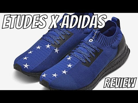 90964ac01 ADIDAS CONSORTIUM ULTRA BOOST x ÉTUDES UNCAGED DETAILED SNEAKER REVIEW