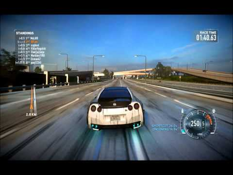 Need For Speed™ The Run BFLee vs MeLiHR HD 1080P