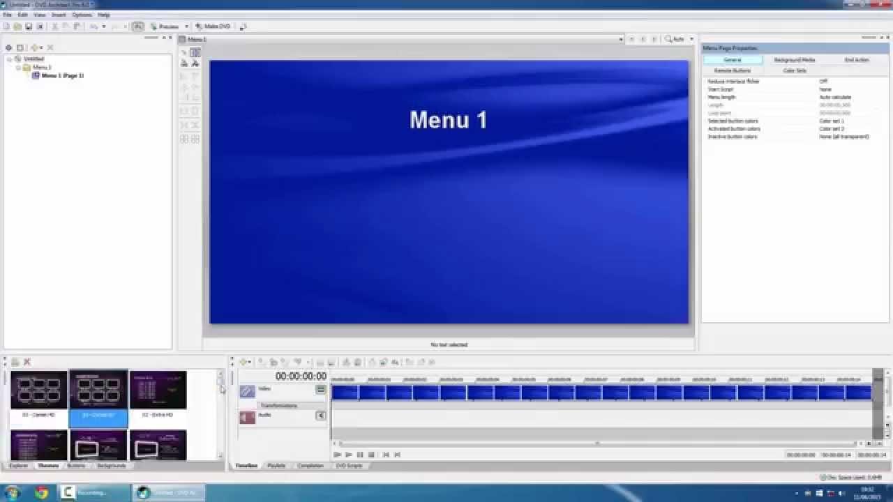 dvd architect pro free download