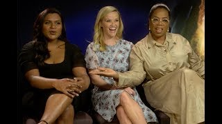 Oprah, Reese and Mindy are Destiny