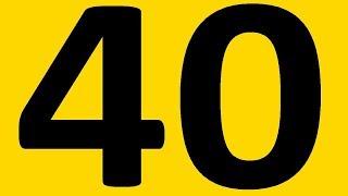 БЕСПЛАТНЫЙ РЕПЕТИТОР  ЗОЛОТОЙ ПЛЕЙЛИСТ  АНГЛИЙСКИЙ ЯЗЫК BEGINNER УРОК 40 УРОКИ АНГЛИЙСКОГО ЯЗЫКА