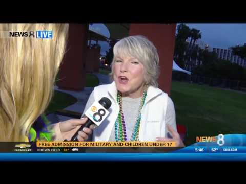05 10 2017   KFMB 5 a m    Gator by the Bay live