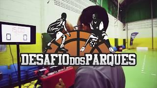 Desafio dos Parques -  Etapa Final - São Paulo - Jogo das Estrelas NBB 2018