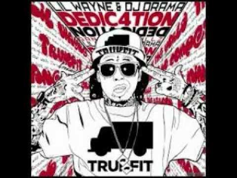 Lil Wayne ft Nicki Minaj  Mercy Lyrics in description Dedication 4