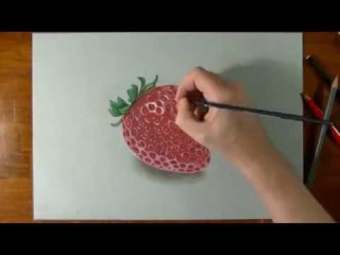 Как рисовать натюрморт акварелью