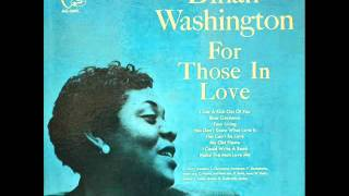 Watch Dinah Washington Blue Gardenia video