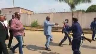 Accès interdit chez Kyungu wa Kumwanza