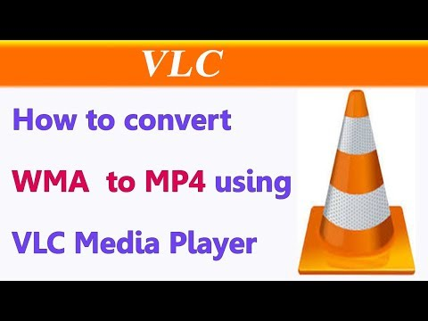 How To Convert Wma Format To  MP4 Format