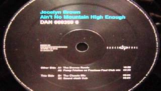 Jocelyn Brown ‎-- Ain