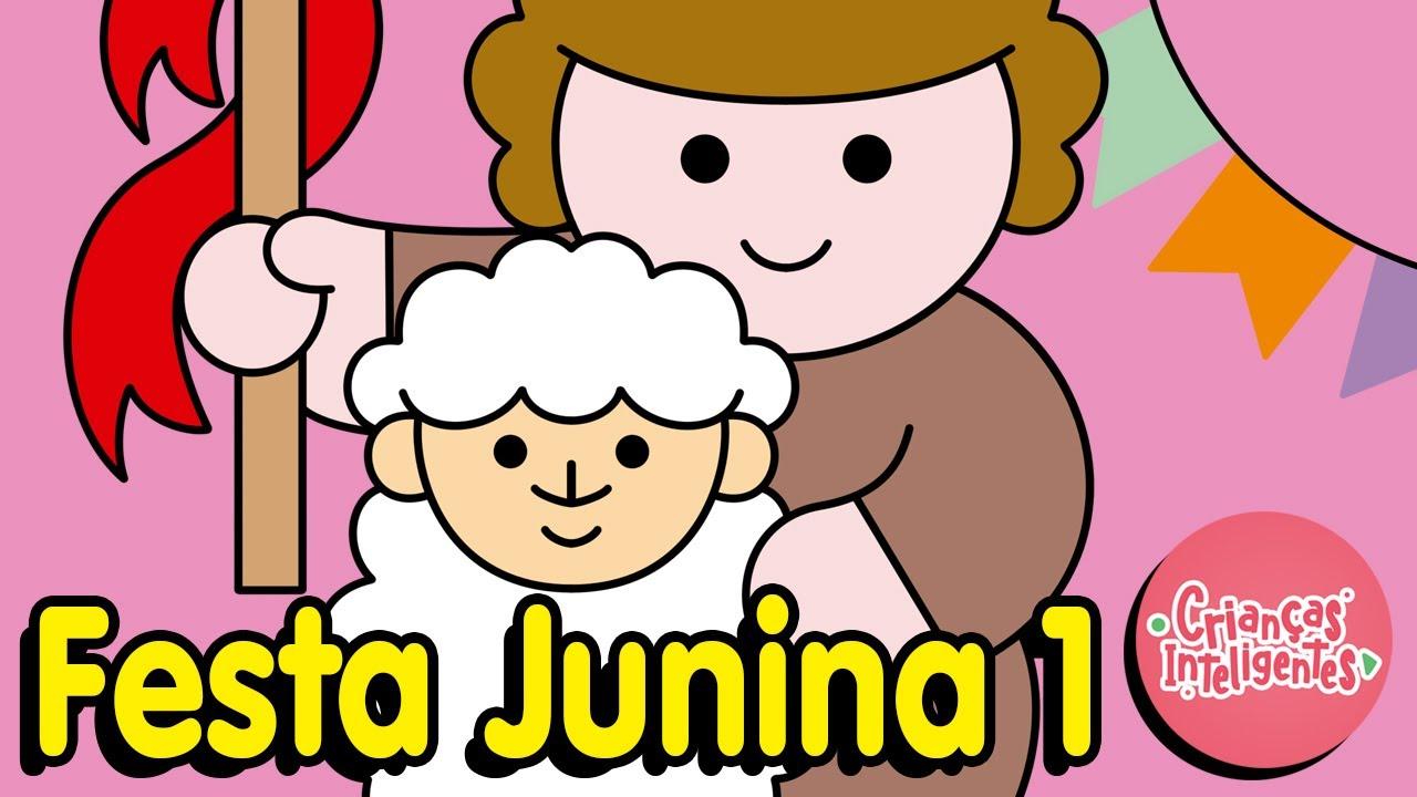 FESTA JUNINA - MÚSICAS POPULARES -www.criancasinteligentes.com.br