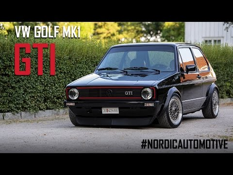 VW Golf mk1 GTI - NordicAutomotive Ep. 1