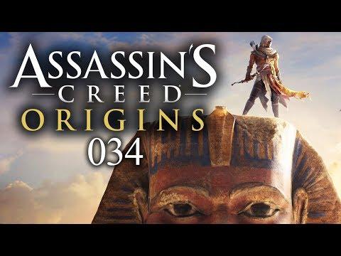 Geheimnis der Sphinx 🎮 ASSASSIN'S CREED: ORIGINS #034
