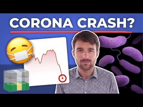 Corona-CRASH? MSCI World, DAX Im Sinkflug: Was Tun? #FragFinanzfluss | ETF, Aktien, Gold Kaufen?