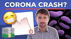 Corona-CRASH? MSCI World, DAX im Sinkflug: Was tun? #FragFinanzfluss   ETF, Aktien, Gold kaufen?