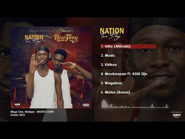 Nation Two Boys - EP : New Story