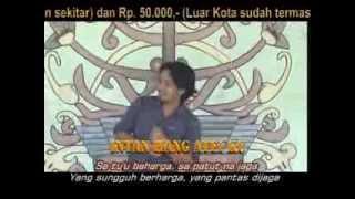 Lagu Daerah Kalimantan Tengah - Promo VCD Malawen