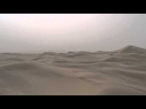 News from Taklamakan desert in China