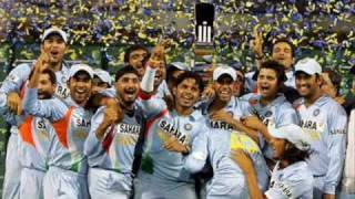 world cup cricket 2011 theme song for India and cricket lovers by subodh rathi