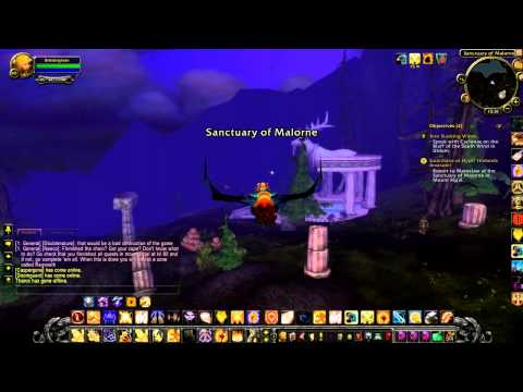 Firelands Pre Daily Quest Chain Guide