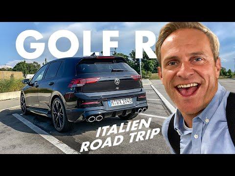 320PS Pocket Rocket Golf R | Dolomiten in Italien hoch ballern | Matthias Malmedie