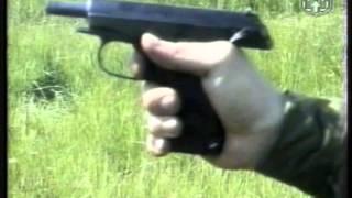 Обучение скоростной стрельбе из пистолета ПМ,ПБ,ПСС