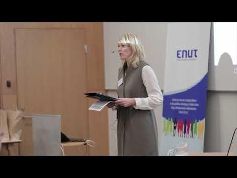 """Ettevõtlusminister Urve Palo sõnavõtt konverentsil """"Hoogu naisettevõtlusele!"""" 20. november 2017"""