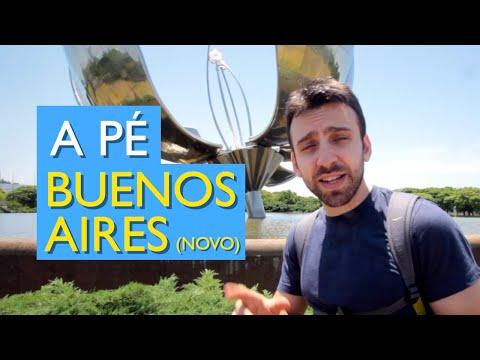 A Pé - BUENOS AIRES, Argentina (NOVO)