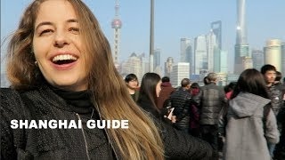 10 Top Places You MUST See in Shanghai, China!