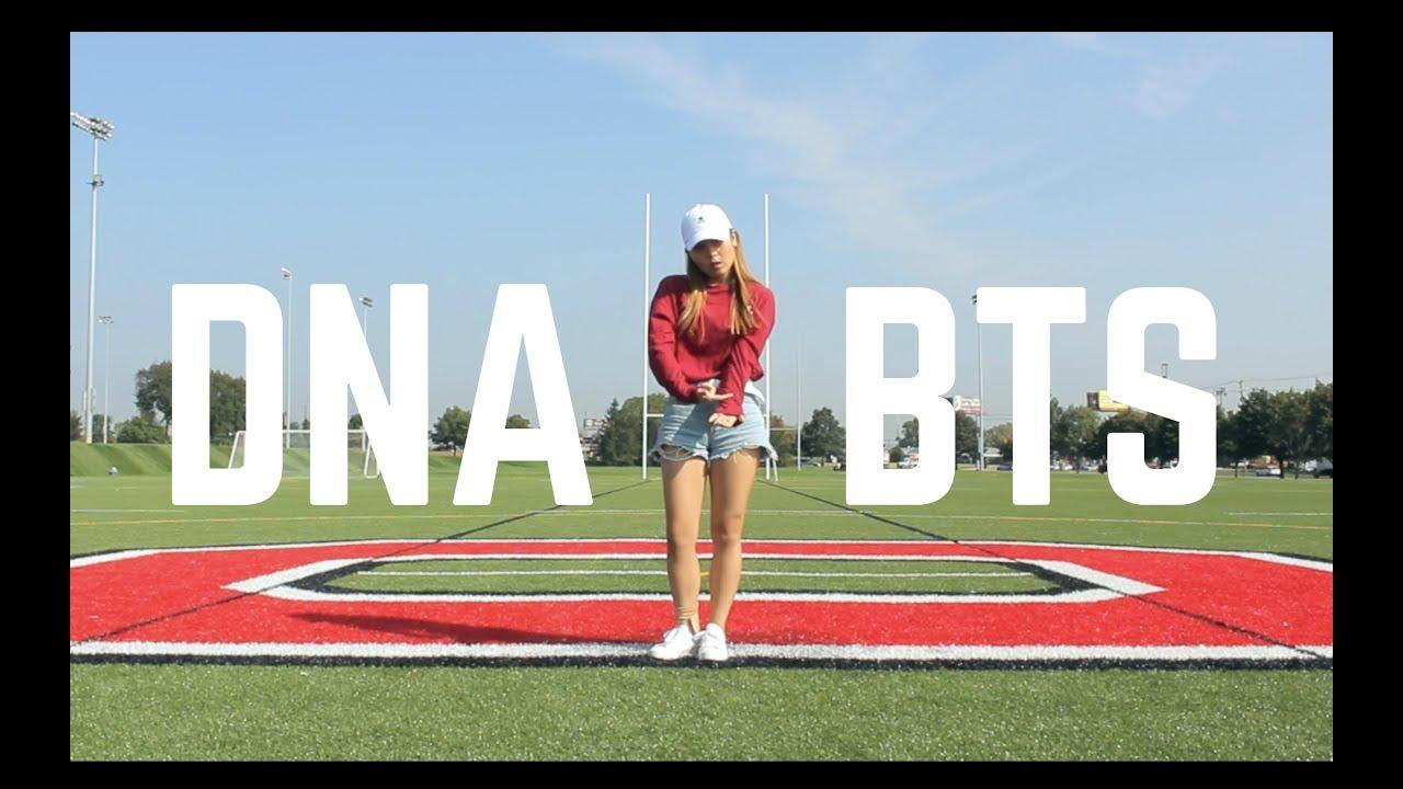 BTS (방탄소년단) 'DNA' Lisa Rhee Dance Cover
