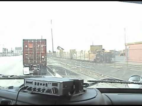 Trucking in New Jersey lost and confused at Port Elizabeth - GPS?