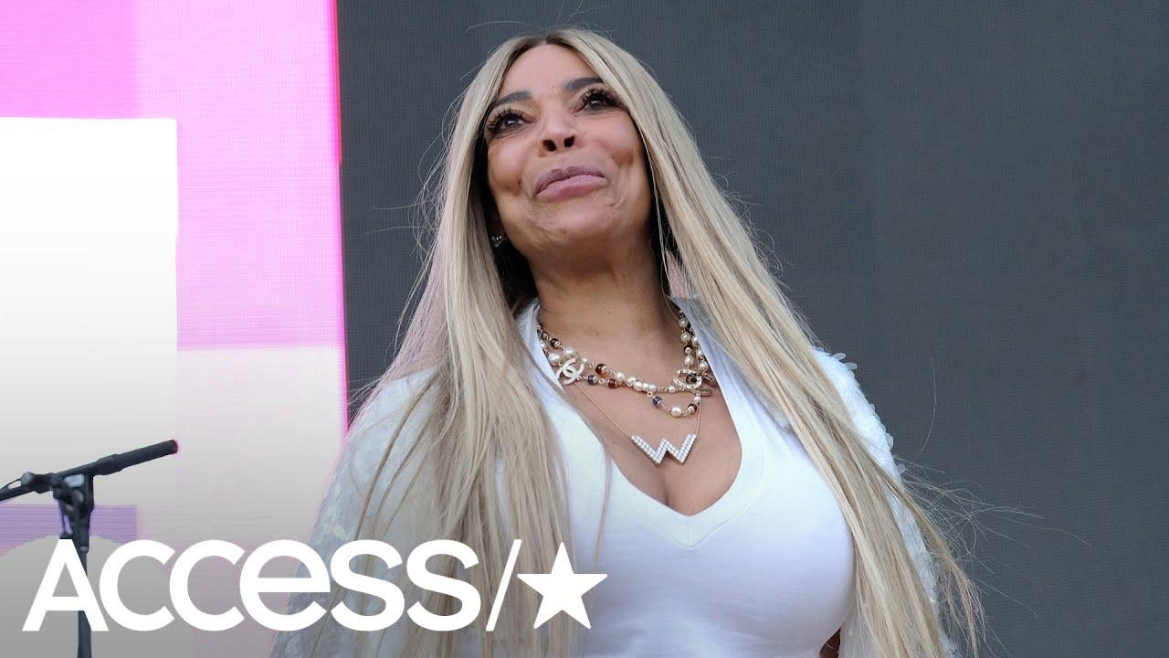 Wendy Williams Hangs With Kim Kardashian A Sexy Mystery Man On