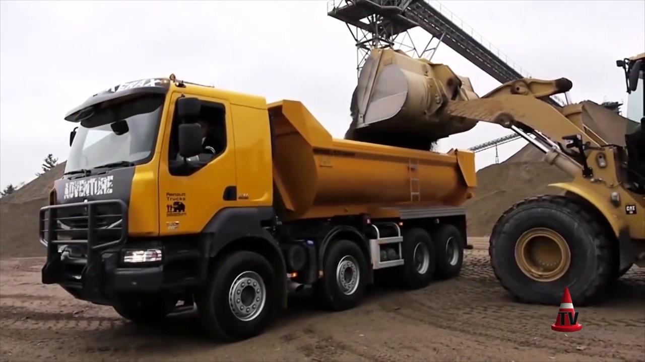 Camiones Renault KERAX + C320 TEST Parte 2 | Mercado Vial ...