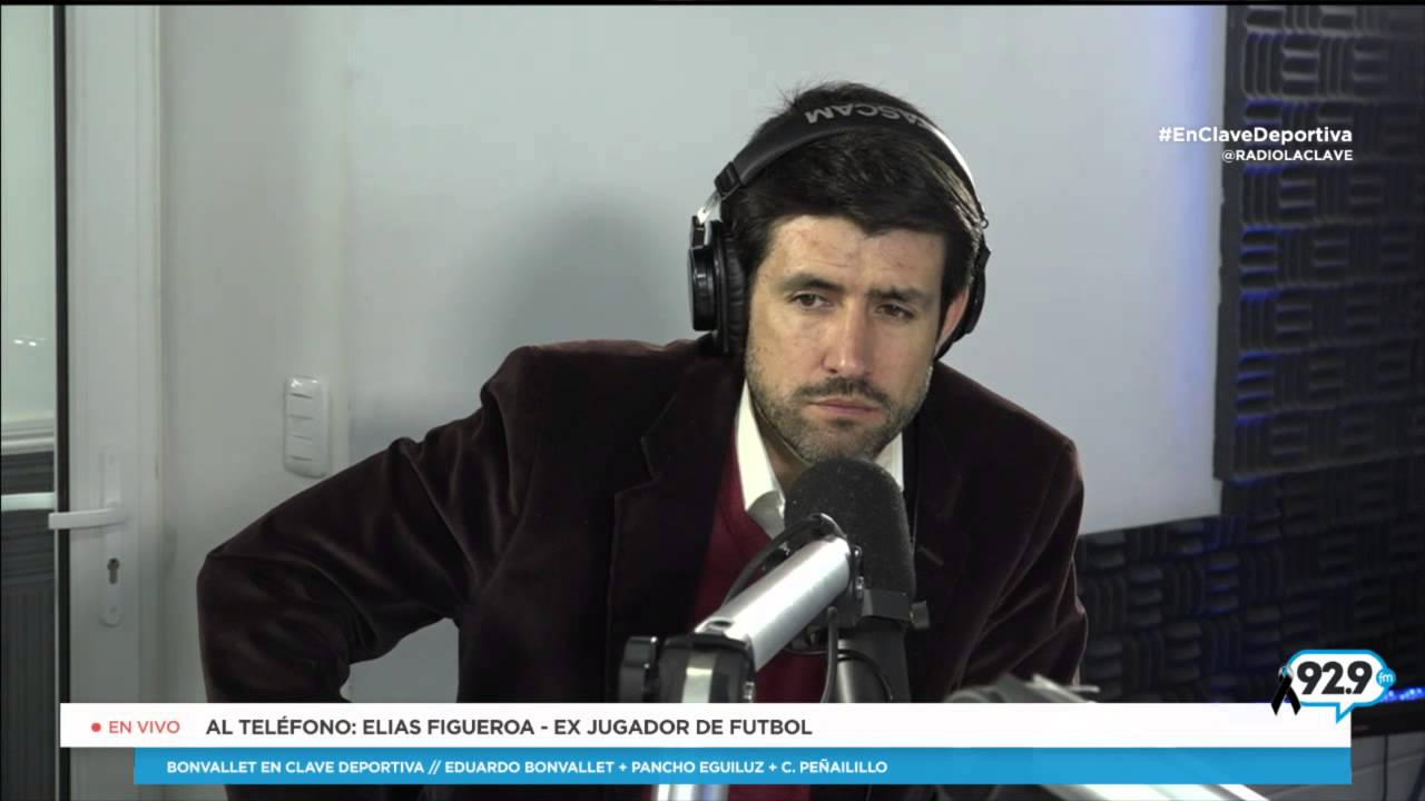 El gran Elias Figueroa y sus recuerdos de Eduardo Bonvallet