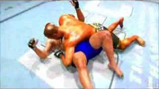 UFC Ultimate Fighting Championship 2007 Video Game Trailer