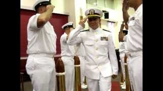 Senior Chief becomes Chief Warrant Officer