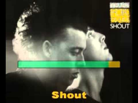 Tears For Fears - Shout - karaoke