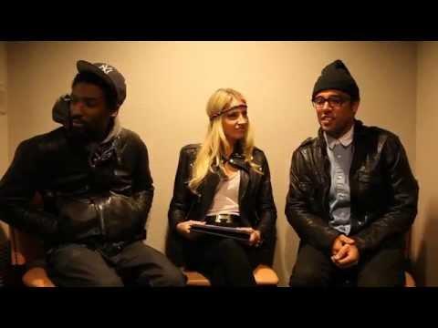 The Knocks Interview | TracksOnDeck.com | January 2013 | Raw Uncut