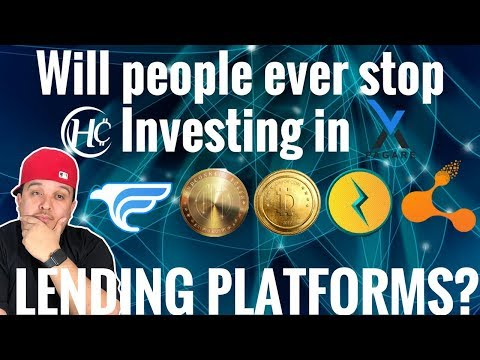 Will people ever stop investing in lending platforms?