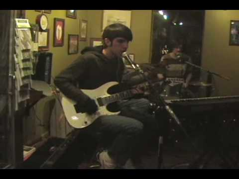 Summer Romance (Anti-Gravity Love Song) at a Coffeehouse Jam