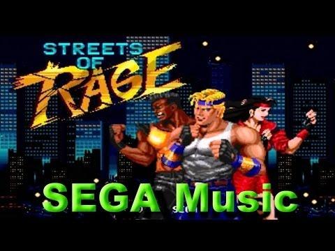 Music 'Streets of Rage' SEGA Mega Drive