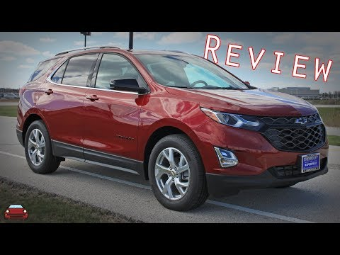 2019 Chevy Equinox LT Review