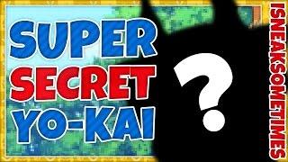 """""""SUPER SECRET YO-KAI!"""" Yo-Kai Watch: Wibble Wobble iOS Gameplay Part 2"""